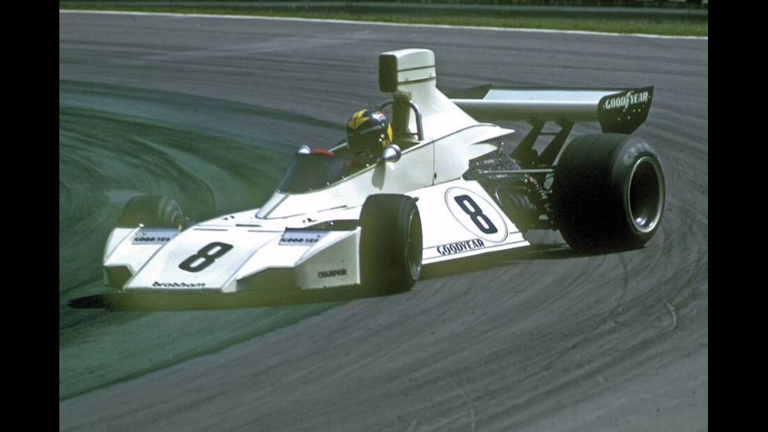 Carlos Pace Brabham BT44 Ford 1974
