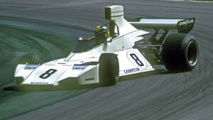 Carlos Pace Brabham BT44 Ford 1974