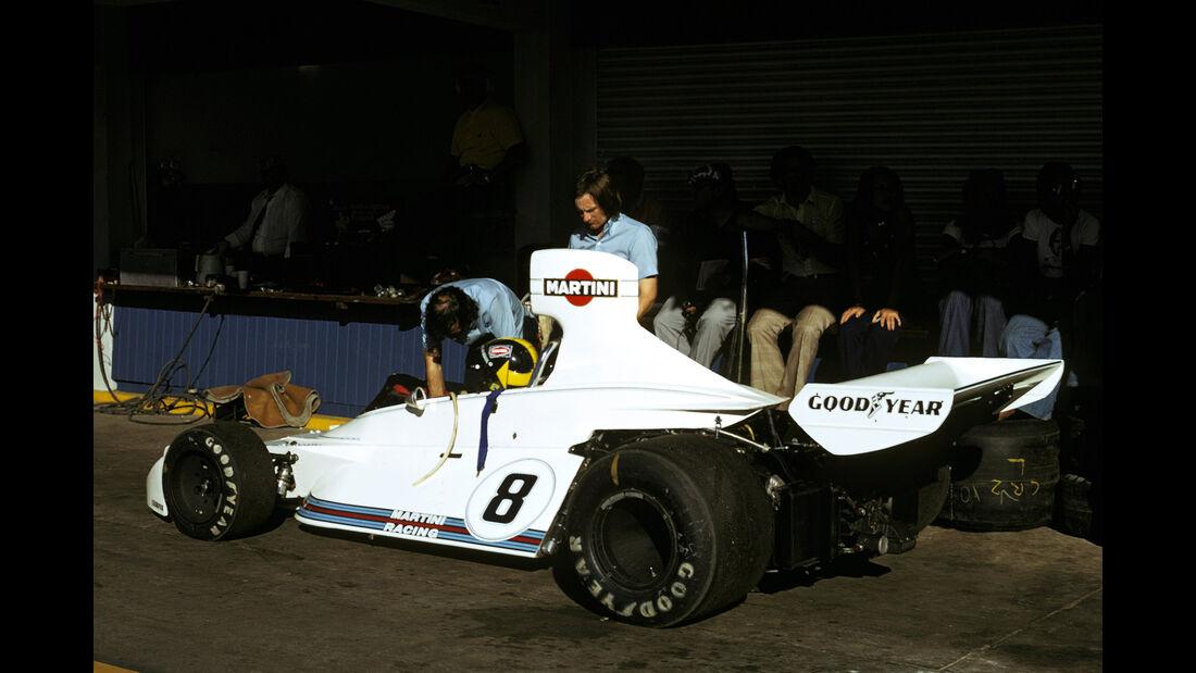 Carlos Pace - Brabham BT44 - GP Argentinien 1975