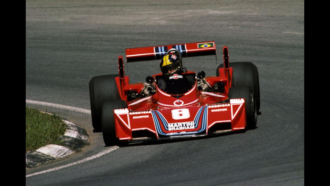 Carlos Pace - Brabham BT45 - Alfa Romeo Flat 12 - GP Brasilien 1976