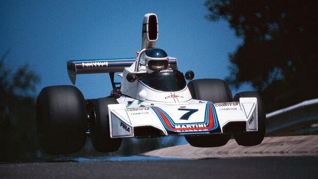 Carlos Reutemann - Brabham - GP Deutschland 1975