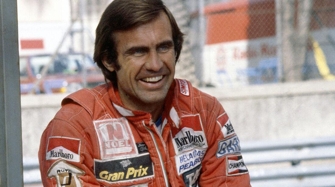Carlos Reutemann - GP Brasilien 1981