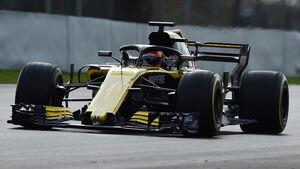 Carlos Sainz - Barcelona F1-Test 2018