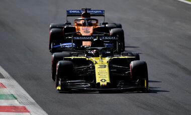 Carlos Sainz & Daniel Ricciardo - GP Italien 2019