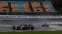 Carlos Sainz - Daniel Ricciardo - GP Türkei 2020 - Istanbul - Rennen