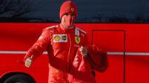 Carlos Sainz - Ferrari - Erster Test - Fiorano - 2021