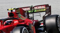 Carlos Sainz - Ferrari - Formel 1 - GP Spanien - 7. Mai 2020