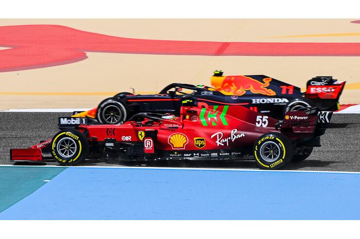 Bahrain-Test Longrun-Vergleich: Red Bull schon in Top-Form - auto motor und sport