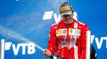 Carlos Sainz - Ferrari - GP Russland 2021 - Sotschi