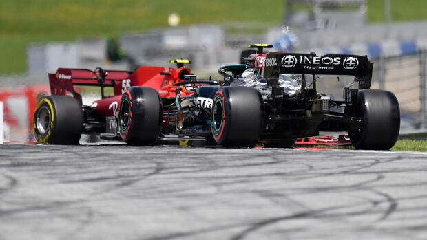 Carlos Sainz - Ferrari - GP Steiermark - Spielberg - Formel 1 - 25. Juni 2021v