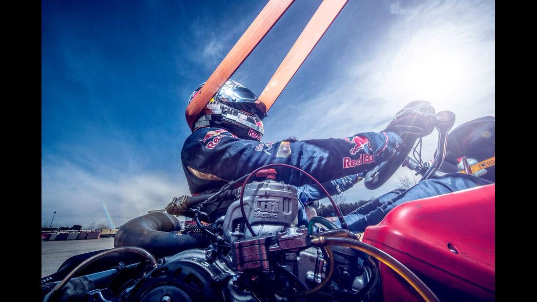 Carlos Sainz - Fitness-Training - Formel 1 - 2017
