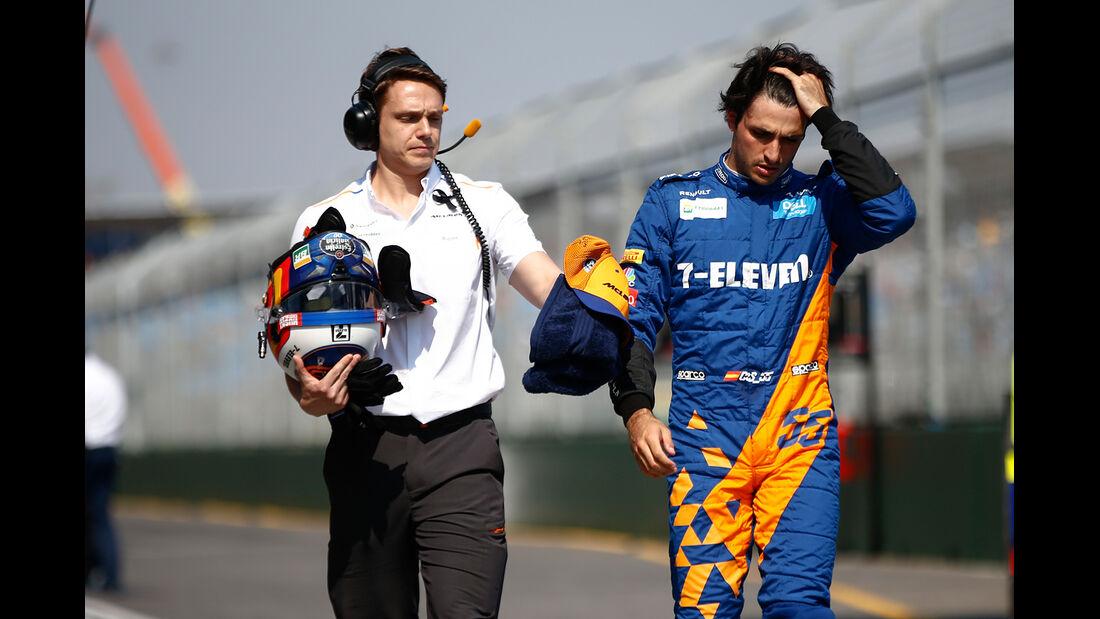 Carlos Sainz - Formel 1 - GP Australien 2019