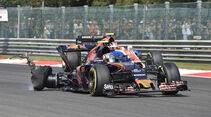 Carlos Sainz - Formel 1 - GP Belgien 2016