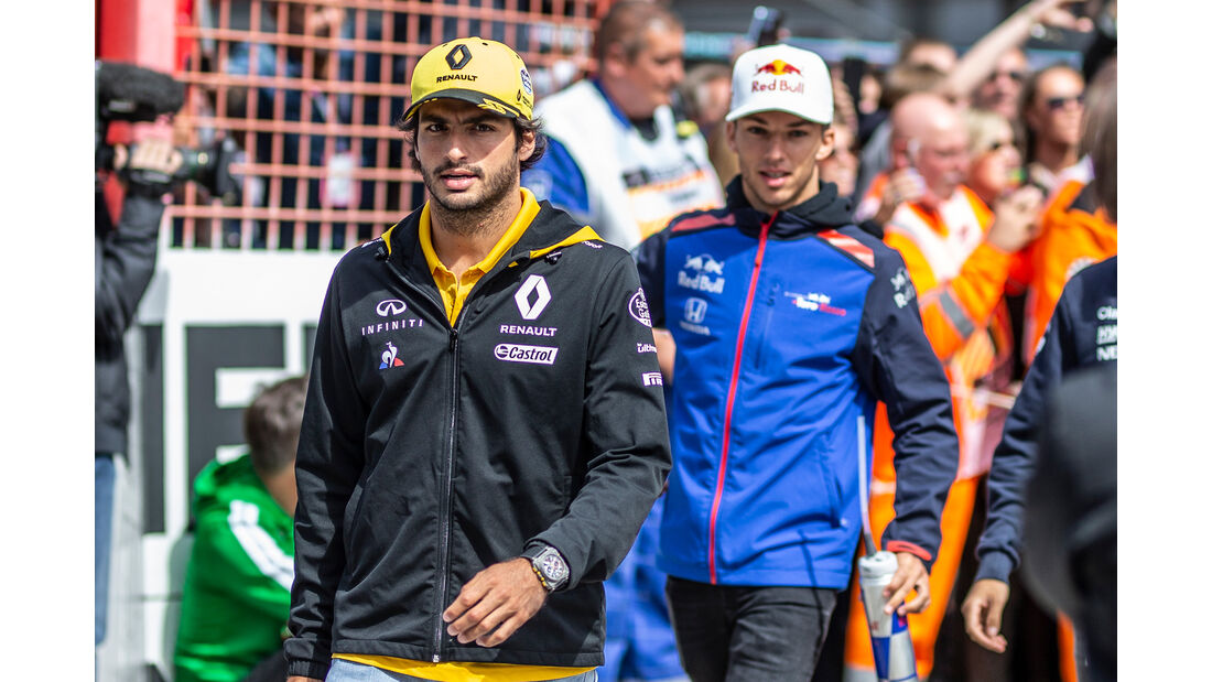 Carlos Sainz - Formel 1 - GP Belgien 2018