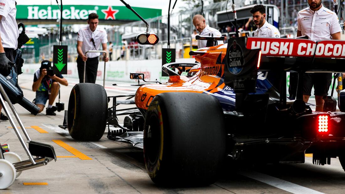 Carlos Sainz - Formel 1 - GP Brasilien 2019