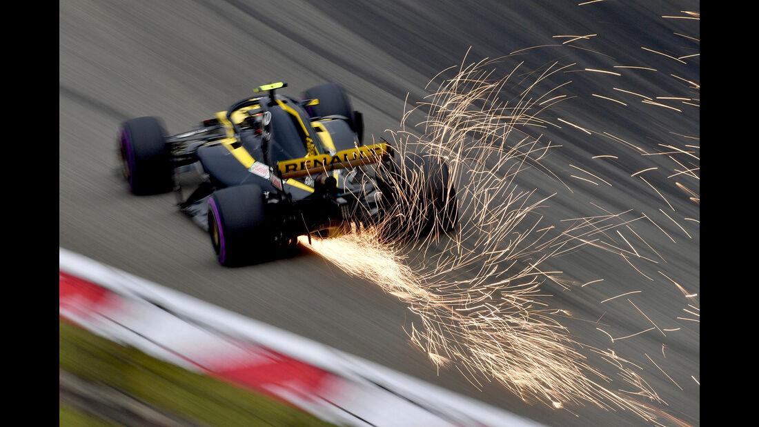 Carlos Sainz - Formel 1 - GP China 2018