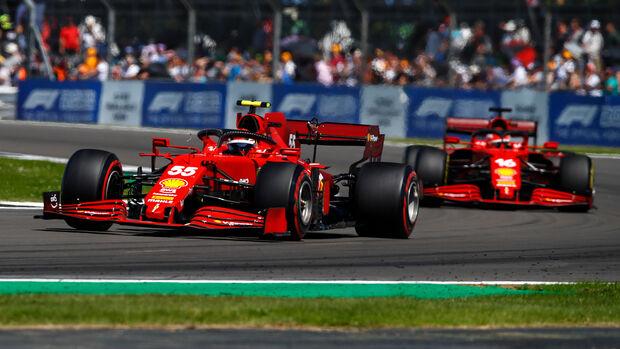 Carlos Sainz - Formel 1 - GP England 2021