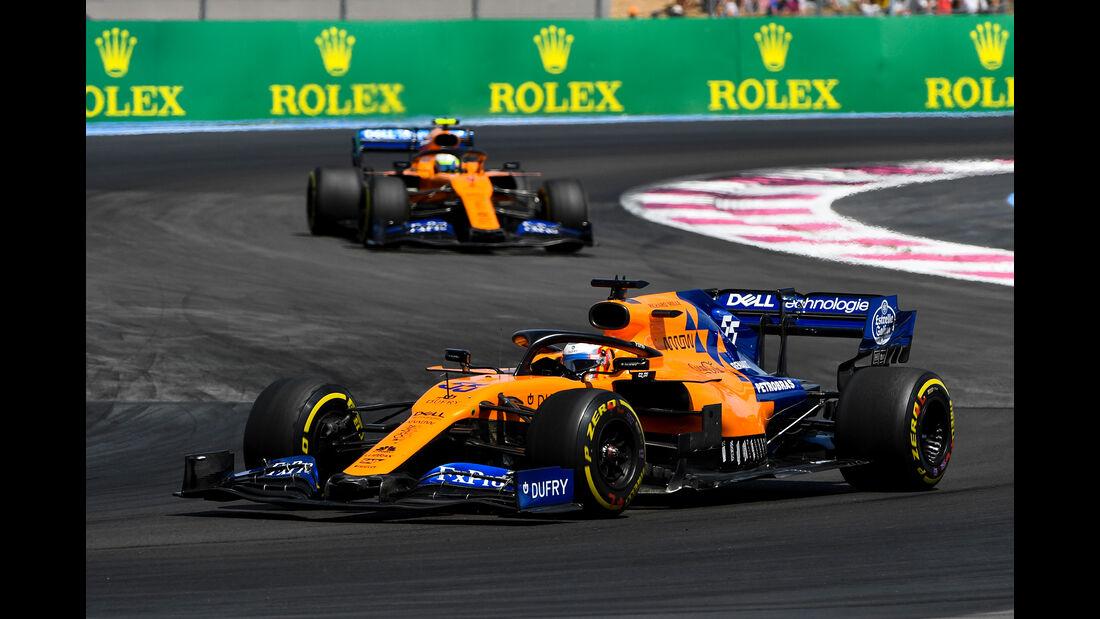 Carlos Sainz - Formel 1 - GP Frankreich 2019