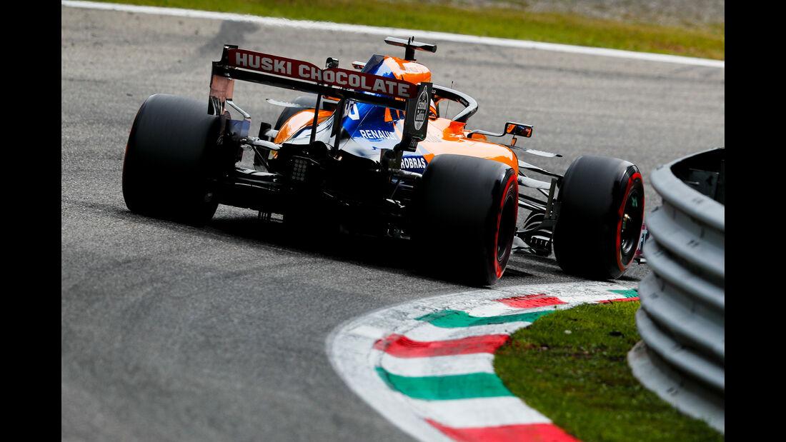 Carlos Sainz - Formel 1 - GP Italien 2019