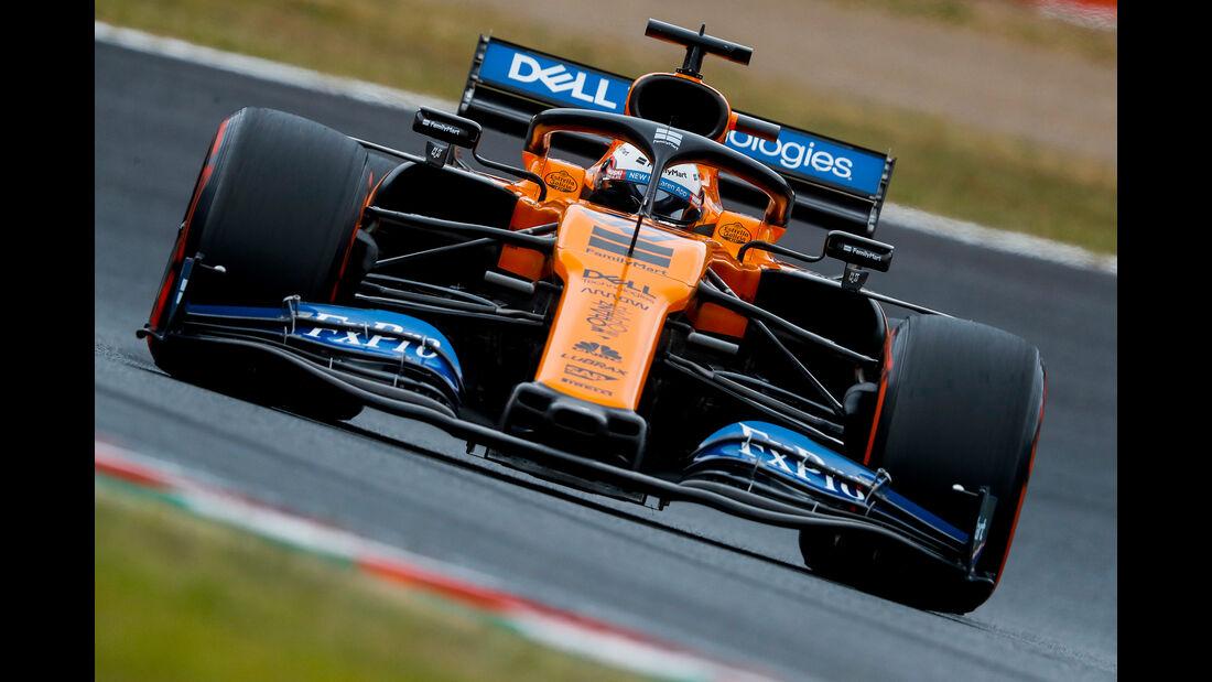 Carlos Sainz - Formel 1  - GP Japan 2019