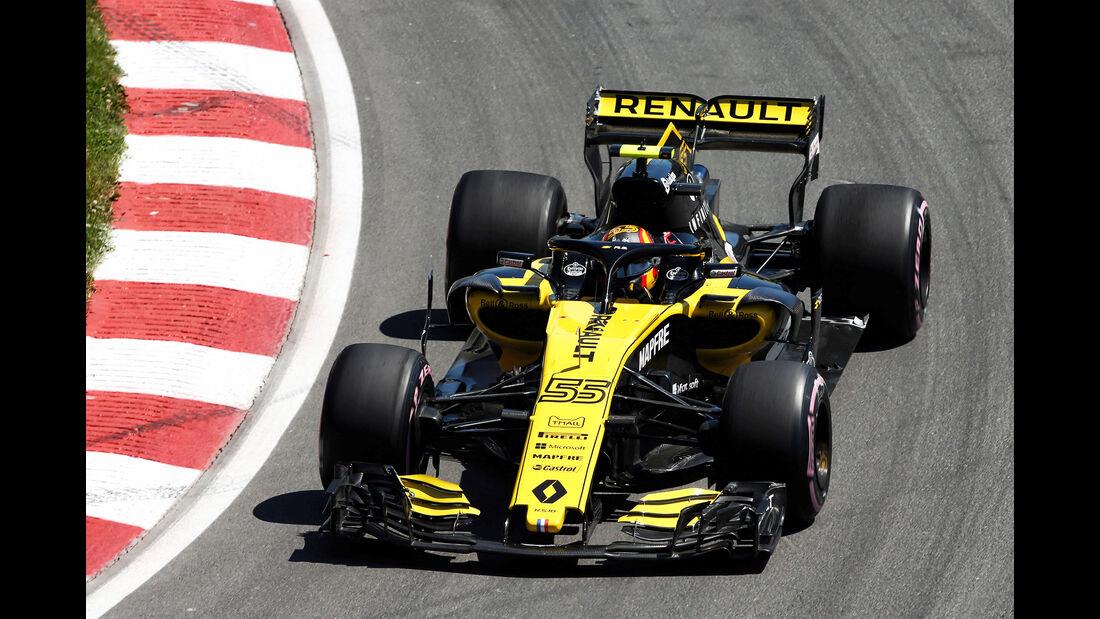Carlos Sainz - Formel 1 - GP Kanada 2018