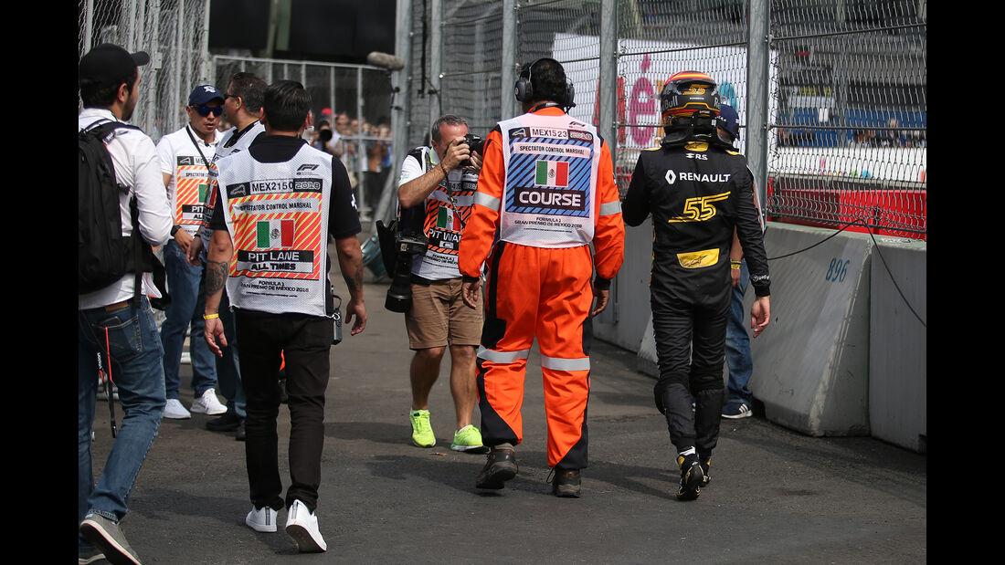 Carlos Sainz - Formel 1 - GP Mexiko 2018