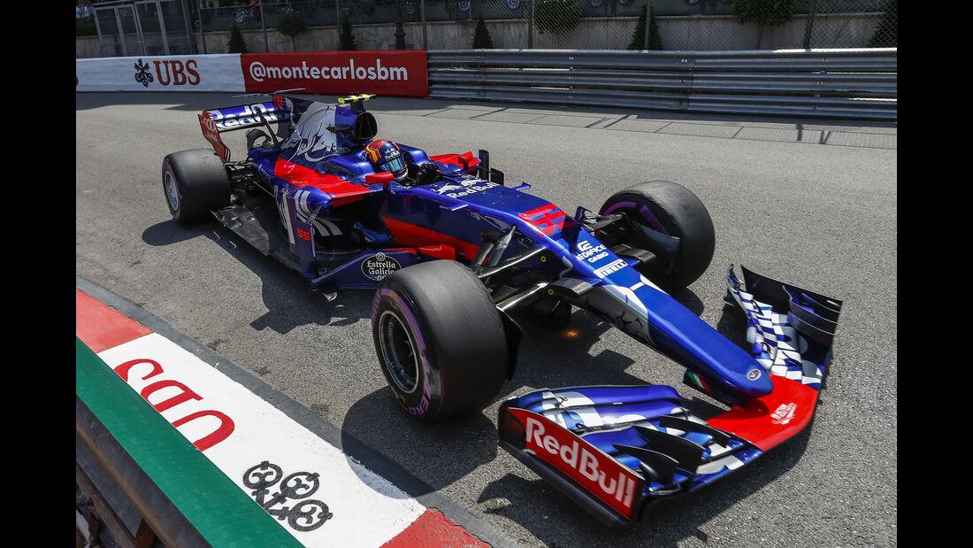 Carlos Sainz - Formel 1 - GP Monaco 2017