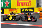 Carlos Sainz - Formel 1 - GP Monaco 2018