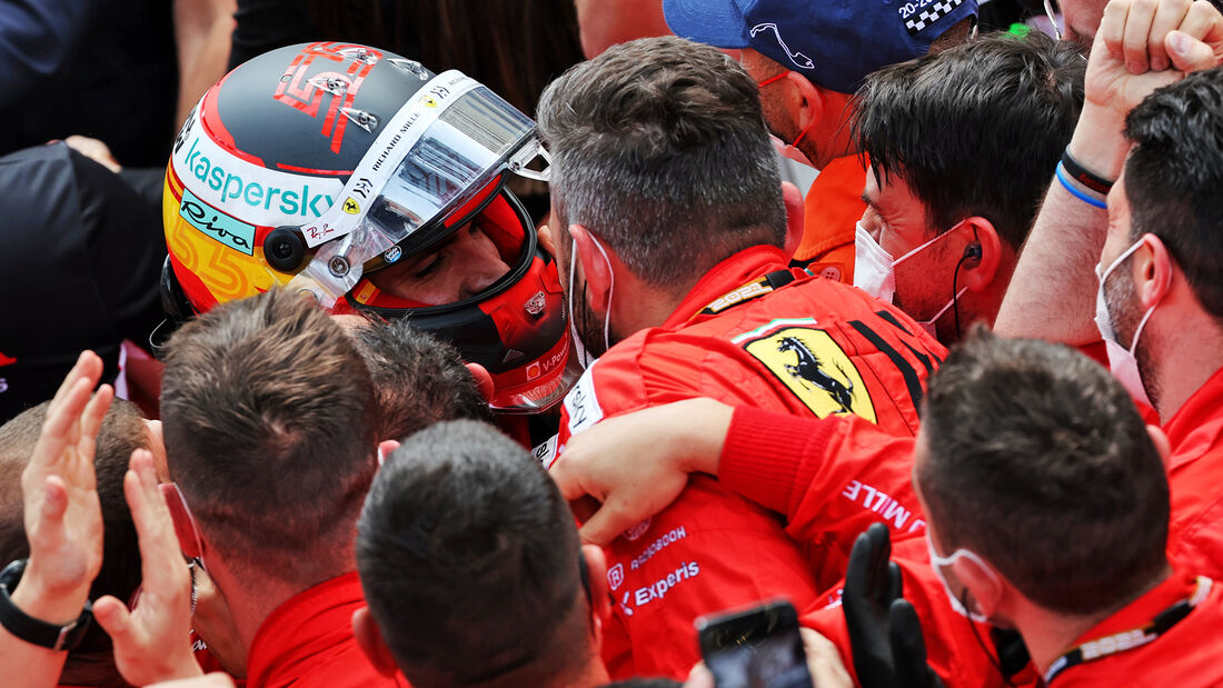Carlos Sainz - Formel 1 - GP Monaco 2021