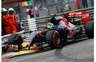 Carlos Sainz  - Formel 1 - GP Monaco - Sonntag - 24. Mai 2015