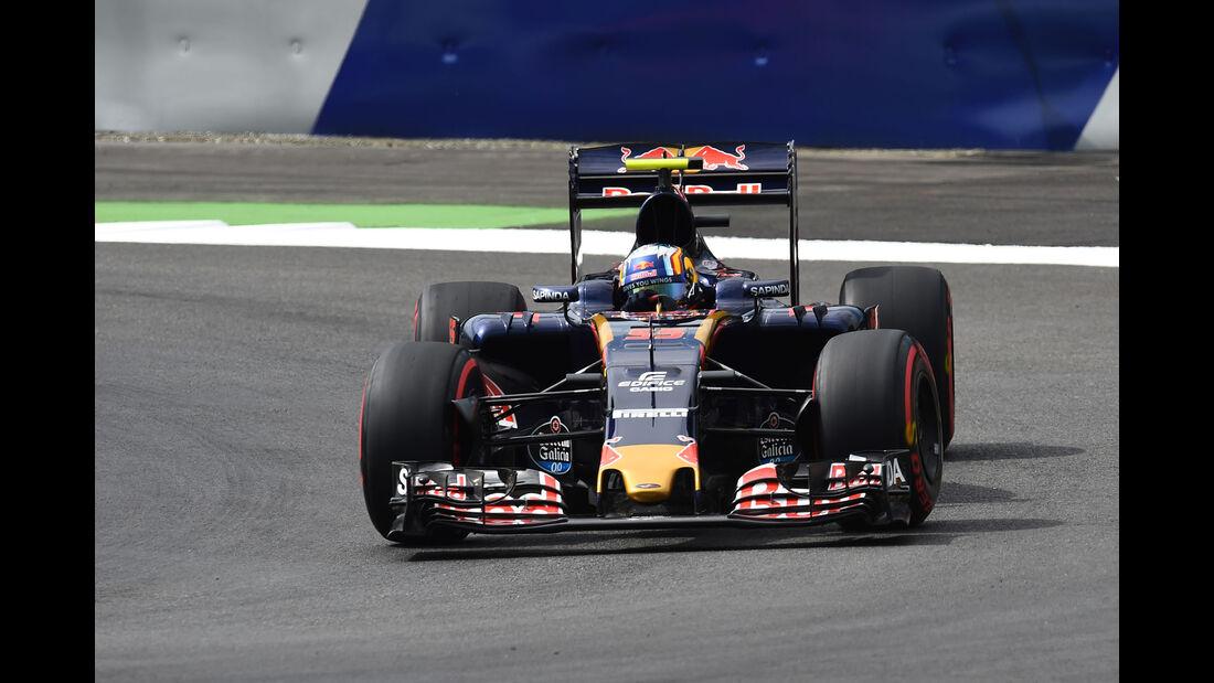 Carlos Sainz - Formel 1 - GP Österreich - 1. Juli 2016