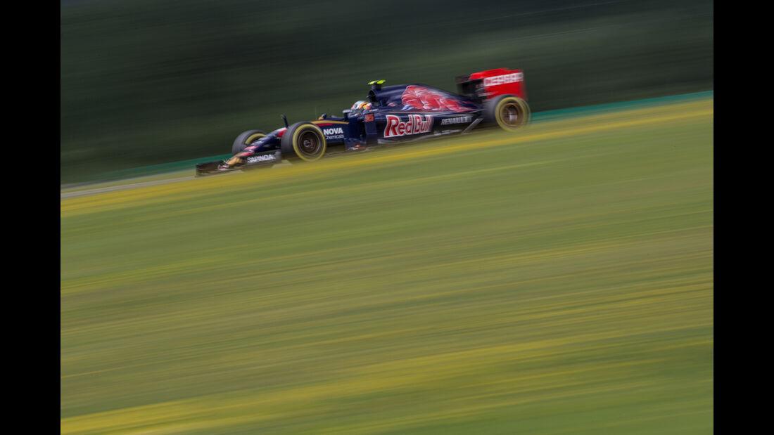 Carlos Sainz - Formel 1 - GP Österreich 2015 - Danis Bilderkiste