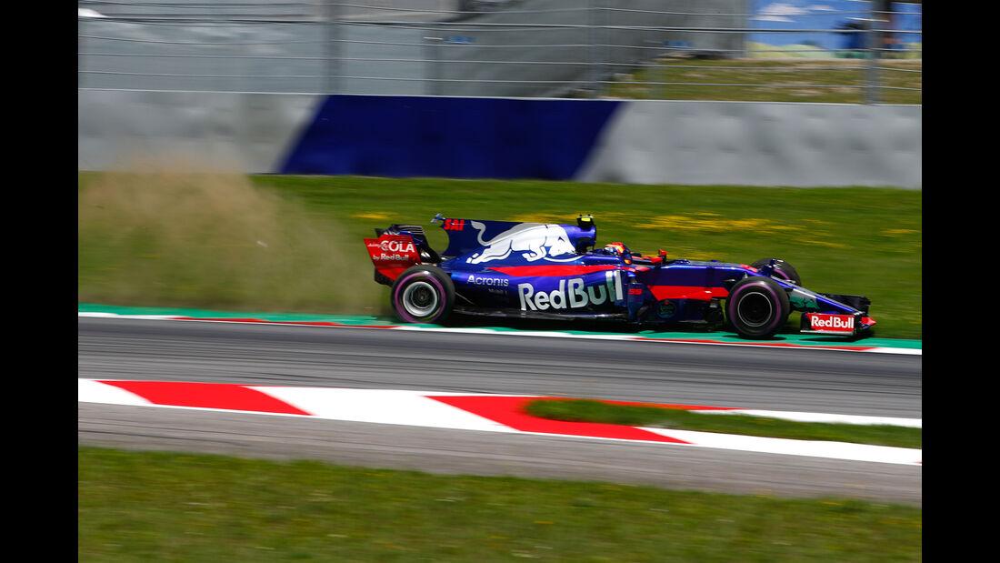 Carlos Sainz - Formel 1 - GP Österreich 2017
