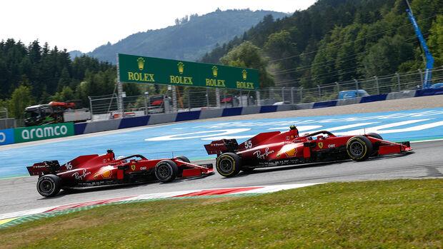 Carlos Sainz - Formel 1 - GP Österreich 2021