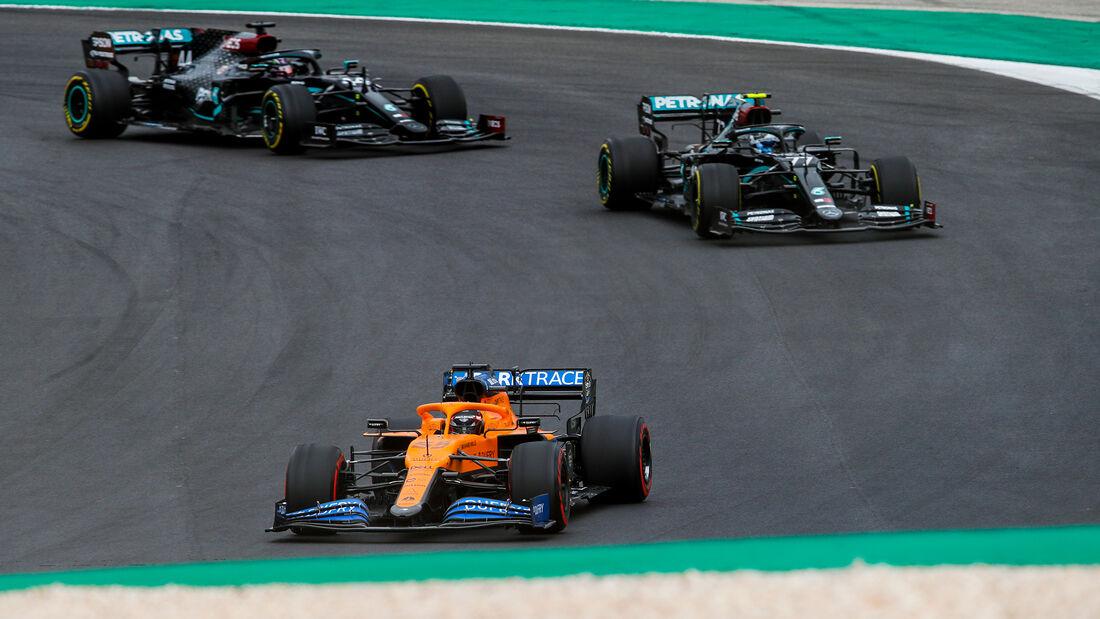 Carlos Sainz - Formel 1 - GP Portugal 2020