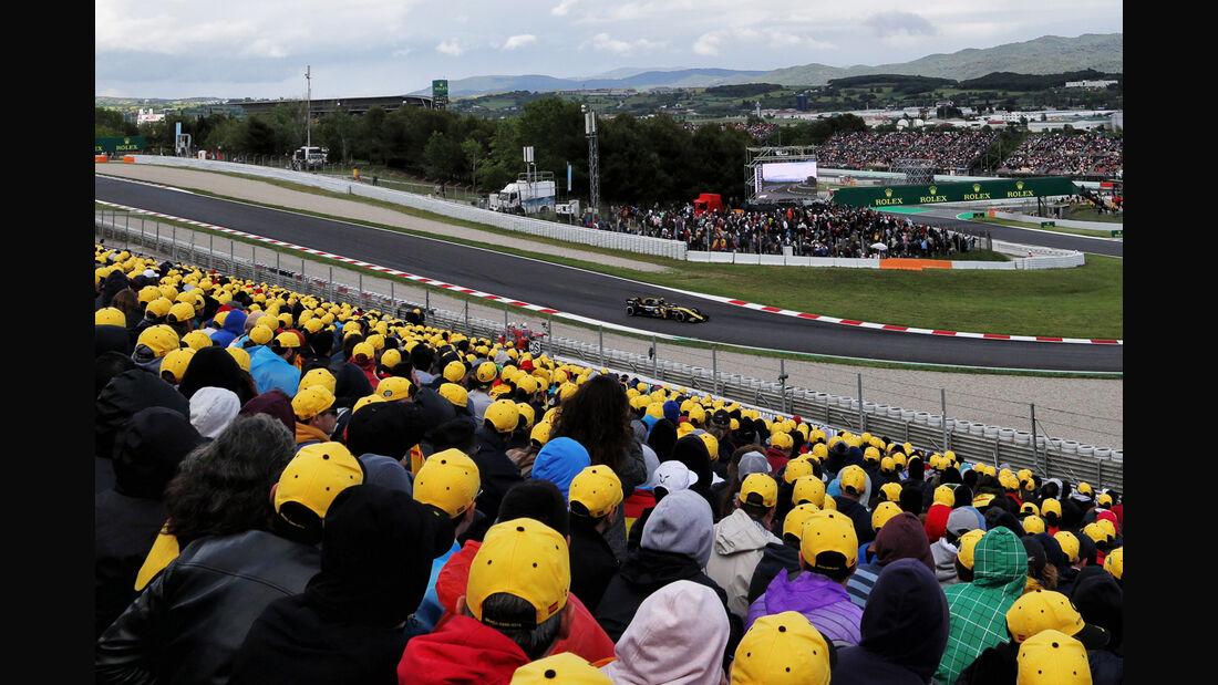 Carlos Sainz - Formel 1 - GP Spanien 2018