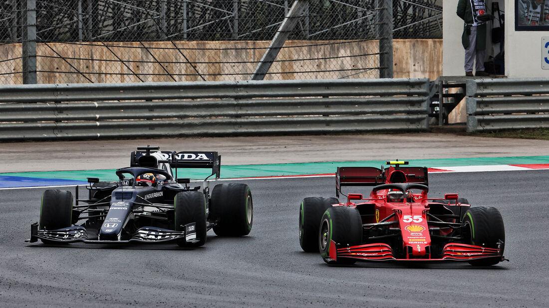 Carlos Sainz - Formel 1 - GP Türkei 2021