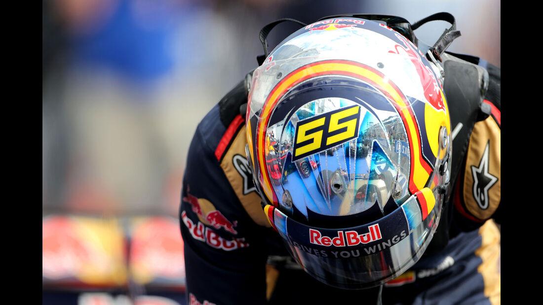 Carlos Sainz - Formel 1 - GP Ungarn 2016