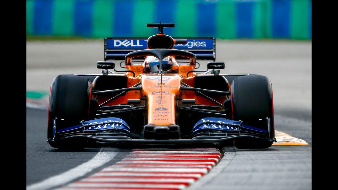 Carlos Sainz - Formel 1 - GP Ungarn 2019