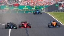 Carlos Sainz - Formel 1 - GP Ungarn 2021