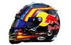 Carlos Sainz - Formel 1 - Helm - 2016