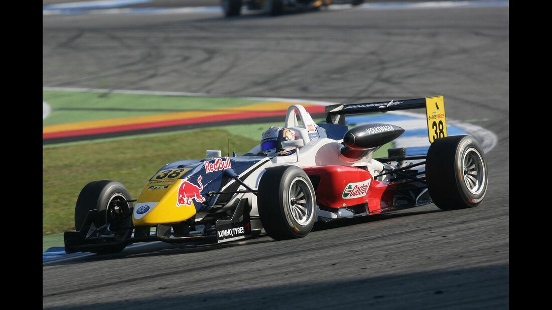 Carlos Sainz - Formel 3 - 2011