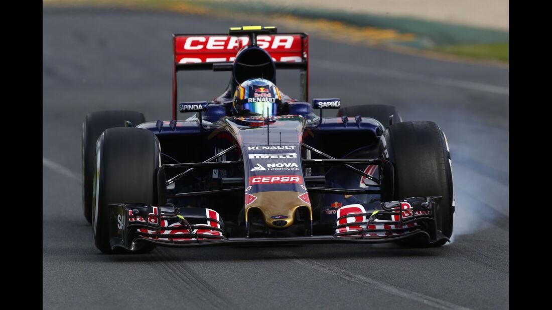 Carlos Sainz - GP Australien 2015