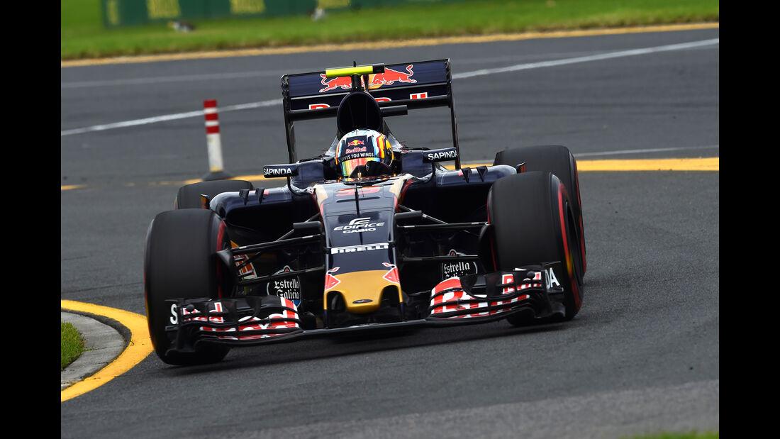 Carlos Sainz - GP Australien 2016