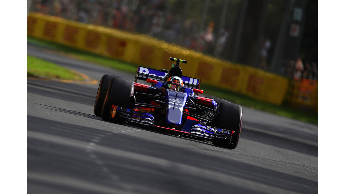 Carlos Sainz - GP Australien 2017