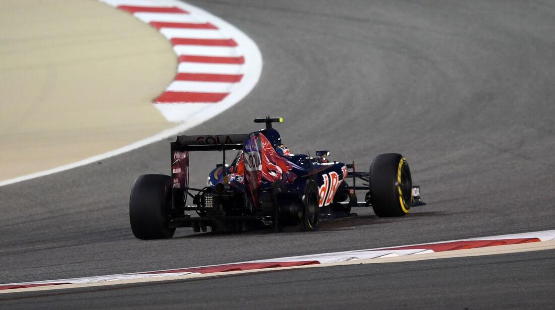 Carlos Sainz - GP Bahrain 2016