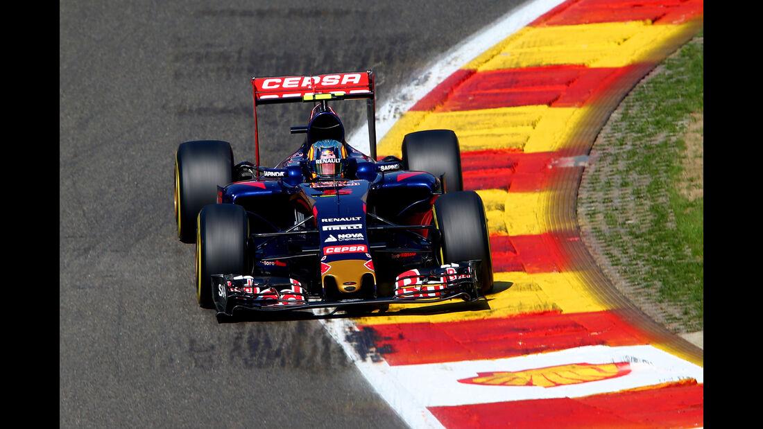 Carlos Sainz - GP Belgien 2015