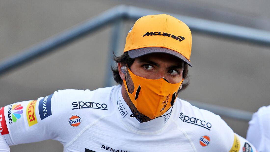 Carlos Sainz - GP Belgien 2020