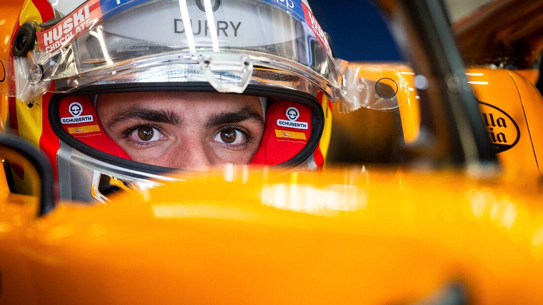 Carlos Sainz - GP Brasilien 2019