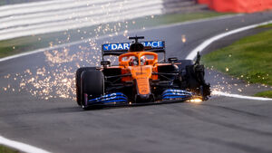 Carlos Sainz - GP England 2020